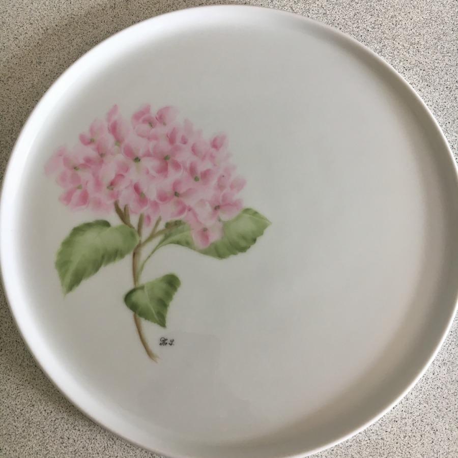 Eawy porcelaine mes cr ations for Decoration sur porcelaine